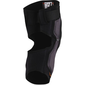 SixSixOne EVO II Protectores de rodilla, black